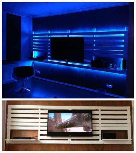 Incroyable Fabriquer Son Meuble Tv #6: Meuble-tv-en-palette.jpg?257d51