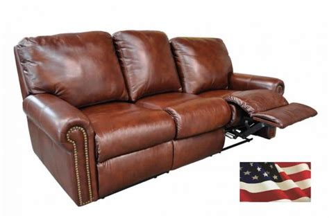 seated leather sofa reclining leather sofas michigan s best be seated