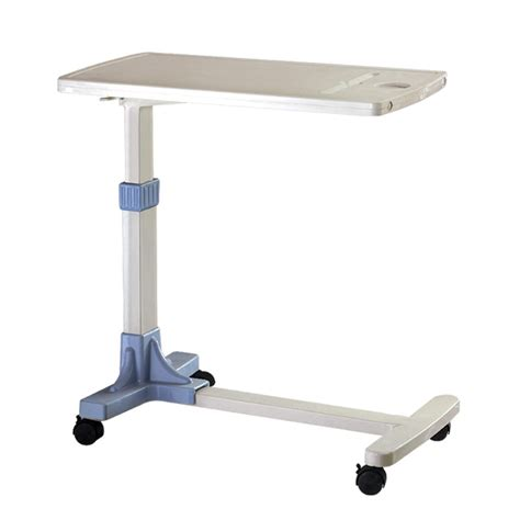 height of bedside table height adjustable bedside table ultralife healthcare