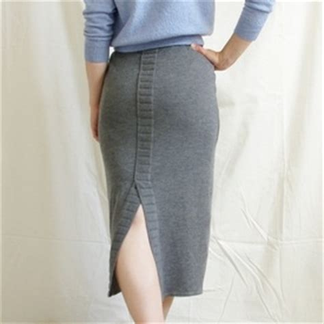 1000 ideas about knitted skirt on knit skirt