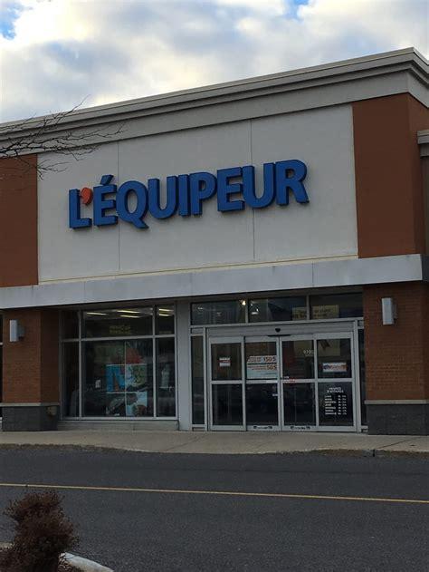 L'Équipeur - 5-9700 boul Leduc, Brossard, QC L Equipeur