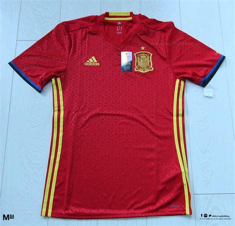 T Shirt Spain 1 spain 2016 shirts home away goalkeeper shirts
