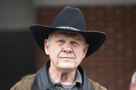 roy moore on the issues roy moore issues grievance laden plea for money my