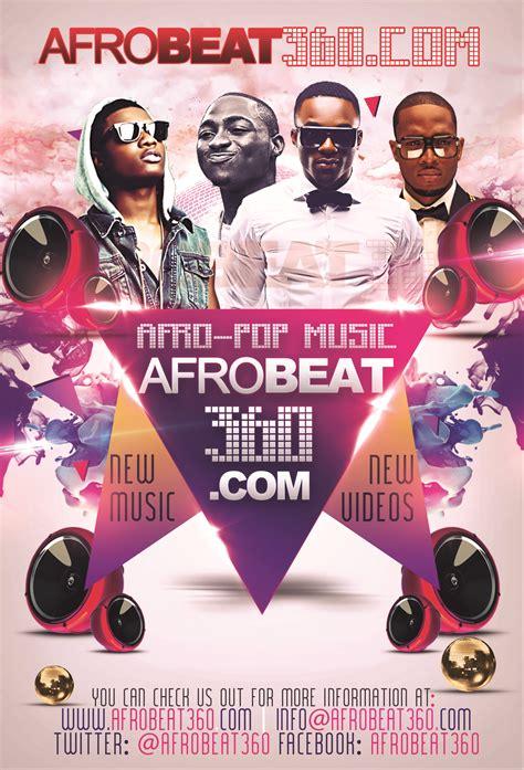 flyer design music afrobeat flyer design vive designs
