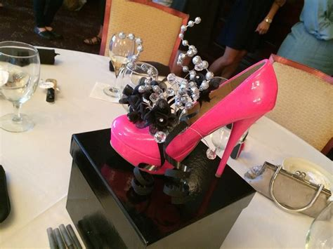 high heel birthday decorations 1000 images about shoe themed on