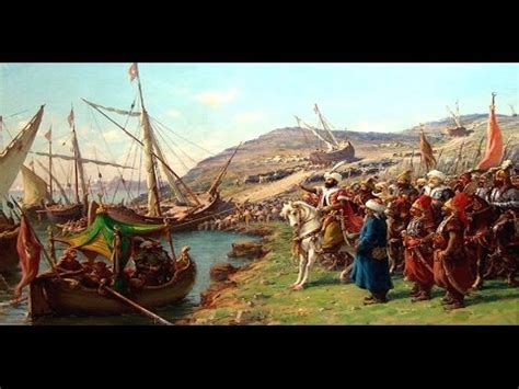 ottoman conquest of constantinople the ottoman conquest and fall of constantinople