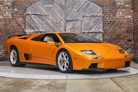 2001 Lamborghini Diablo 2001 Lamborghini Diablo 6 0 Vt