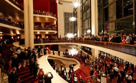 how opera going at the metropolitan opera has changed