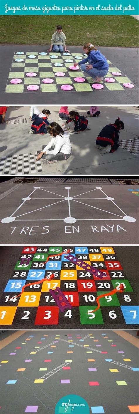 imagenes educativas juegos de patio c 243 mo convertir un patio gris en un patio con color juego