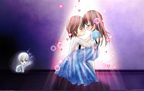 hd wallpaper of anime couple miscellaneous wallpapers hd wallpapers images pictures