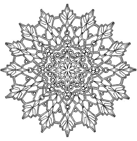 printable kaleidoscope coloring pages for adults beautiful coloring pages for adults kaleidoscope design