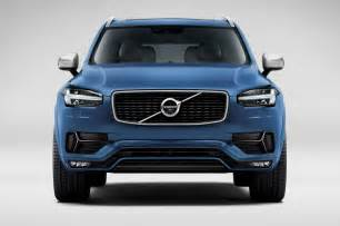 Volvo R Design 2016 Volvo Xc90 Adds R Design Trim Photo Gallery Motor Trend