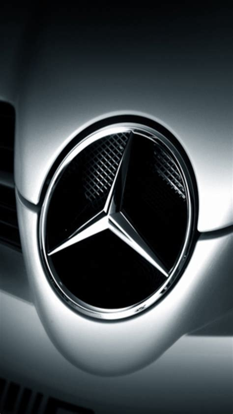 logo mercedes wallpaper mercedes logo wallpapers wallpapersafari