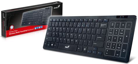 Keyboard Wireless Genius product review quot genius slimstar t8020 wireless multi