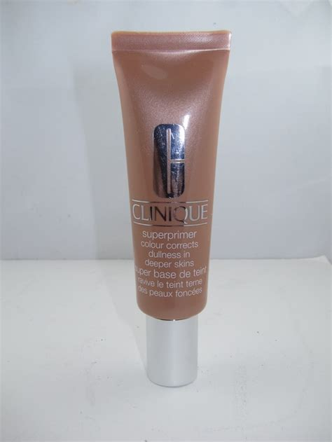 The Clinique Superprimer Primer clinique superprimer dullness in deeper skins primer