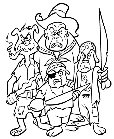 Pirate Coloring Pages For Kids Coloring Home Pirate Coloring Pages Coloring Home