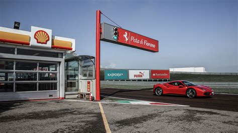 fiorano test track a postcard from fiorano a high speed tour of s