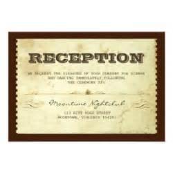 wedding reception invitation 30 000 reception invitations reception announcements
