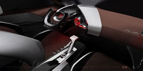 opel manta interior french designers envision the opel manta of the future