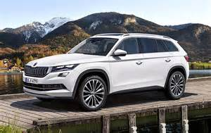 new cars reviews skoda kodiaq suv turbo diesel new cars news and reviews