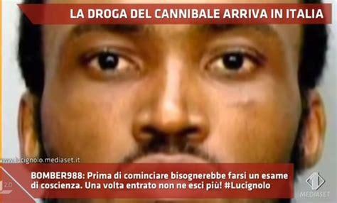 sali da bagno effetti lucignolo quot la droga cannibale quot arriva in italia foto
