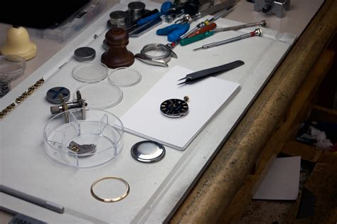 watch repair bench watch repair work bench high grade watch inc
