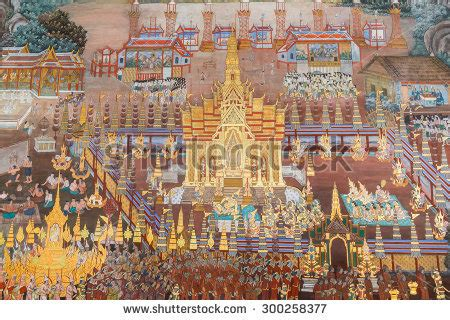 along with the gods bangkok egyptian ancient gods archaeology background toth stock
