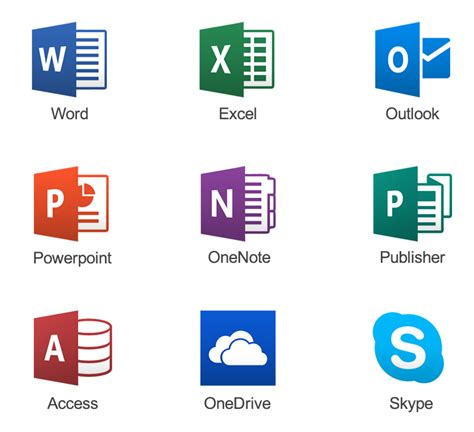 Software Microsoft Office microsoft office suite software applications overclock