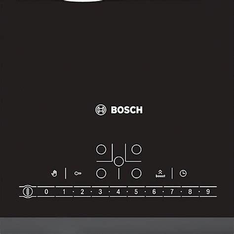 bosch induction hob lewis buy bosch pim851f17e induction hob black lewis