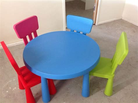 Child Table And Chairs by Ikea Table Images Pertaining To Ikea Table And