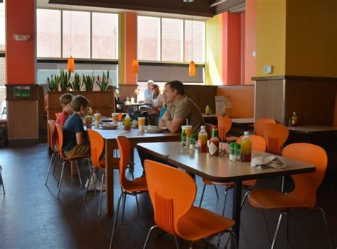 Zoes Kitchen Birkdale by Inside Dining Area Picture Of Zoes Kitchen Huntersville