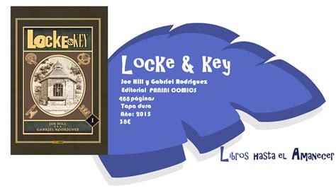 libro locke key omnibus libros hasta el amanecer rese 209 a locke and key omnibus 1 joe hill y gabriel rodriguez