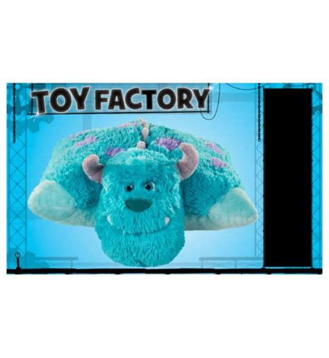 Sulley Pillow Pet by Factory July 2013