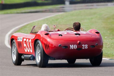 maserati 350s maserati 350s v12 s n 3503 2011 goodwood revival high