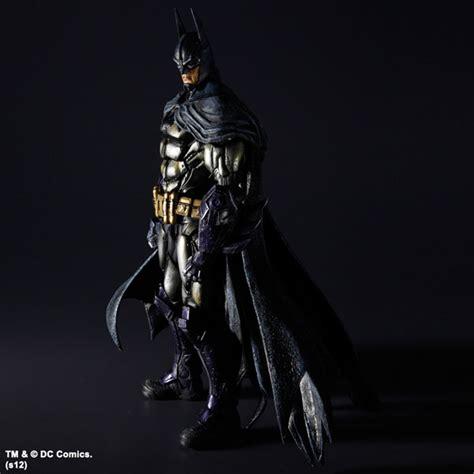 Batman Armored Arkham Asylum Play Arts No 3 Figure amiami character hobby shop batman armored arkham asylum play arts figure