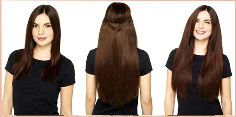 halo hair how to put in new halo hair extensions elaine hair