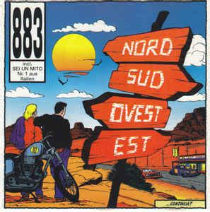 Sud Nord Est Ovest by 883 Nord Sud Ovest Est Cd Album At Discogs