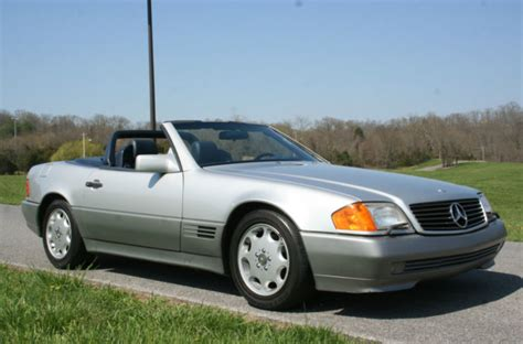 buy car manuals 1993 mercedes benz 300sl engine control 1990 mercedes benz 300sl 5 speed manual german cars for sale blog