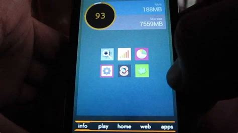 themes cherry mobile cherry mobile flare custom rom and theme youtube