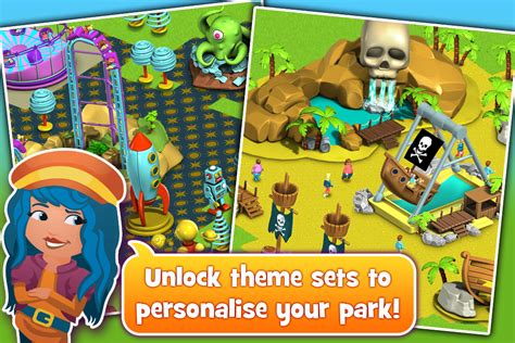 theme park builder funpark friends free theme park builder by tagplay