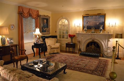 and in livingroom file eisenhower nhs living room jpg wikimedia commons