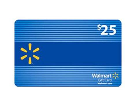 Walmart 25 Gift Card - winners of the 25 walmart gift cards