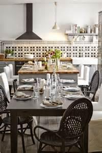 Marvelous Kitchen Table And Island Combinations #4: F11182855cb8686da978bda27765d39a.jpg