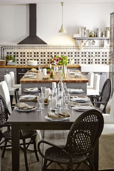 no room for kitchen table there s no need for a separate dining area when the