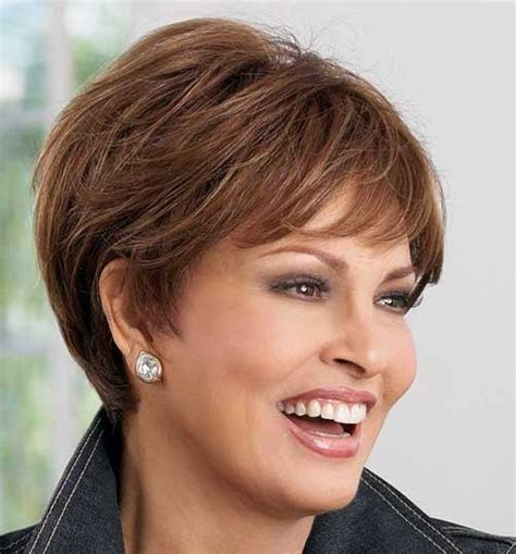 20 Best Short Hair For Women Over 50   Short Hairstyles 2017   2018   Most Popular Short