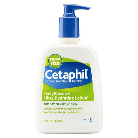 shoo for sensitive skin cetaphil dailyadvance lotion ultra hydrating for sensitive skin 16 fl oz 473