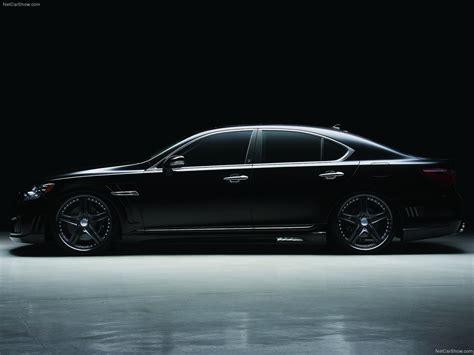 Wald Lexus LS600h Black Bison (2010) - picture 4 of 17 ...
