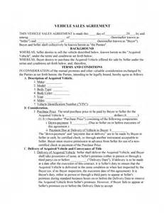 Car Hire Purchase Agreement In Nigeria Car Sale Agreement Template Free Microsoft Word Templates