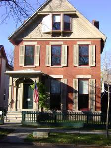 susan b anthony house rochester ny places spaces