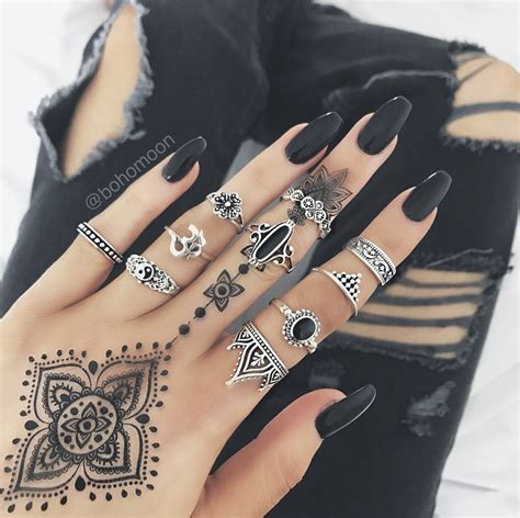 black henna tattoo black henna tattoos style 1 bohomoon